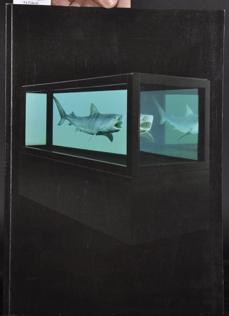 """Damien Hirst (1965-   ) British. """"The Kingdom"""", - 2"""