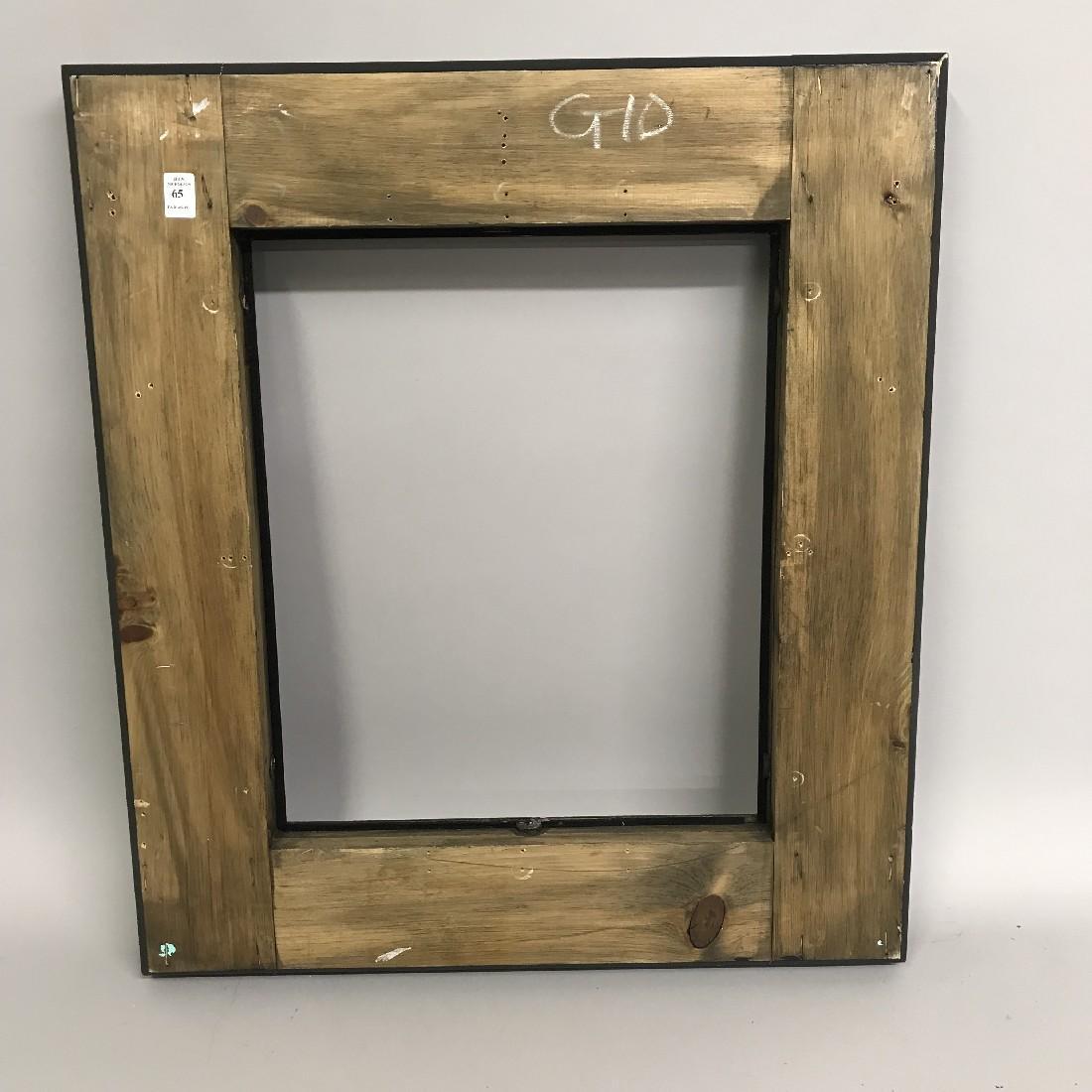 20th Century Dutch School. A Black Wood Frame, with - 3