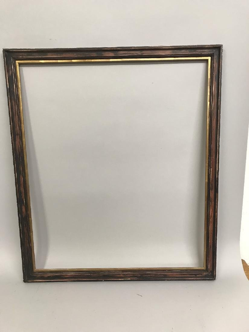 "20th Century Dutch School. A Painted Frame, 22.5"" x - 5"