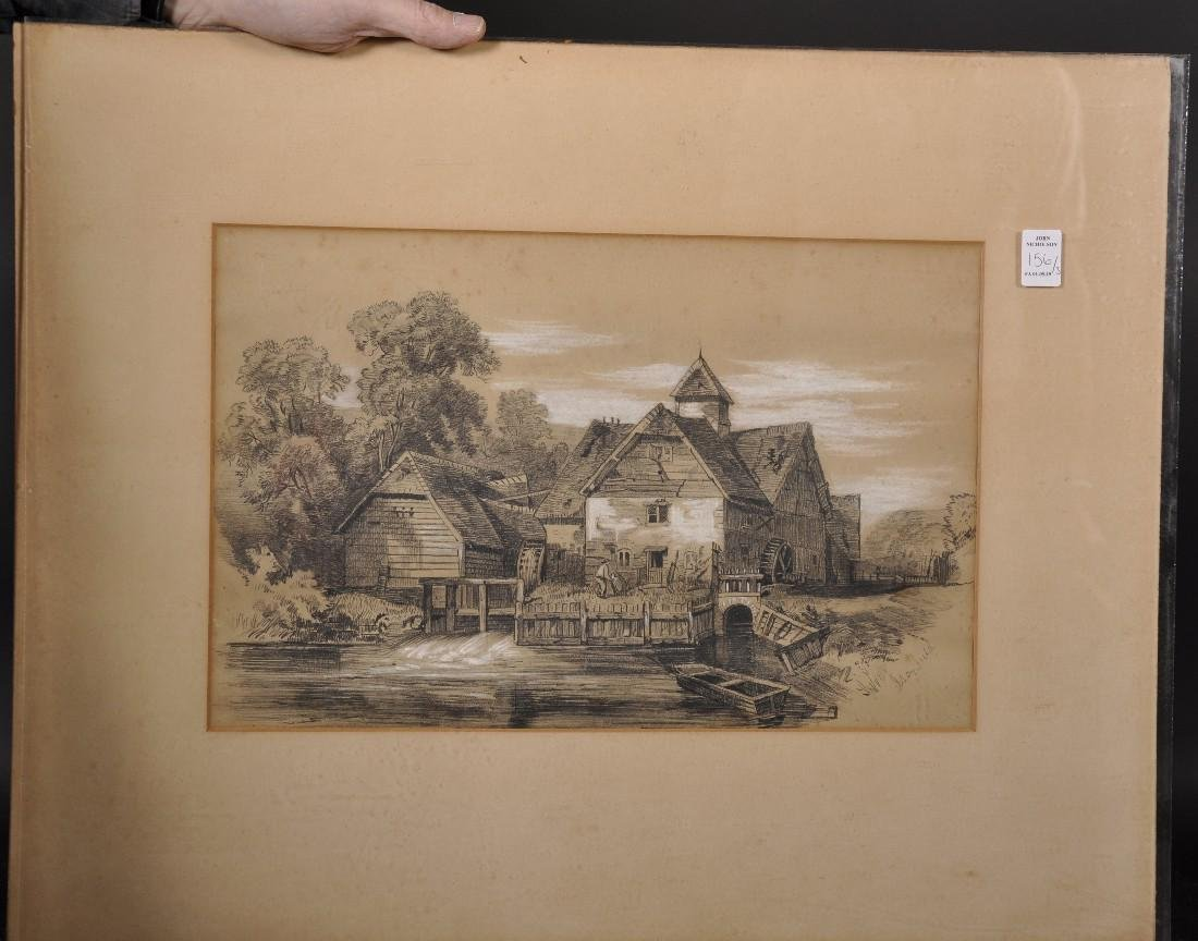J... LL... Price (19th Century) English School. Figures - 4