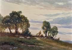 Edwin Charles Pascoe Holman (19th - 20th Century)