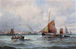 William Anslow Thornley 18571935 British