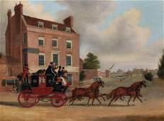 James Pollard 1792971867 British The Quick Silver
