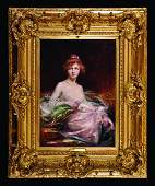 "Henri Adrien Tanoux (1865-1923) French. ""Hors"