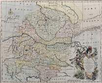 Emanuel Bowen 16931767 British A Correct Map of
