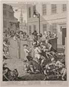 After William Hogarth 16971764 British The First