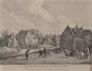After David Teniers 16101690 Flemish Jeu de Boule