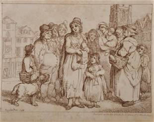 After Thomas Rowlandson 17561827 British The
