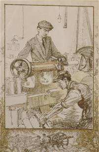Archibald Standish Hartrick 18641950 British