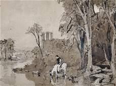 Attributed to George Haydock Dodgson 18111880
