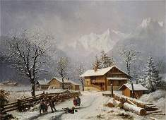 Jacques H Vandeburch 17961854 French A Snow