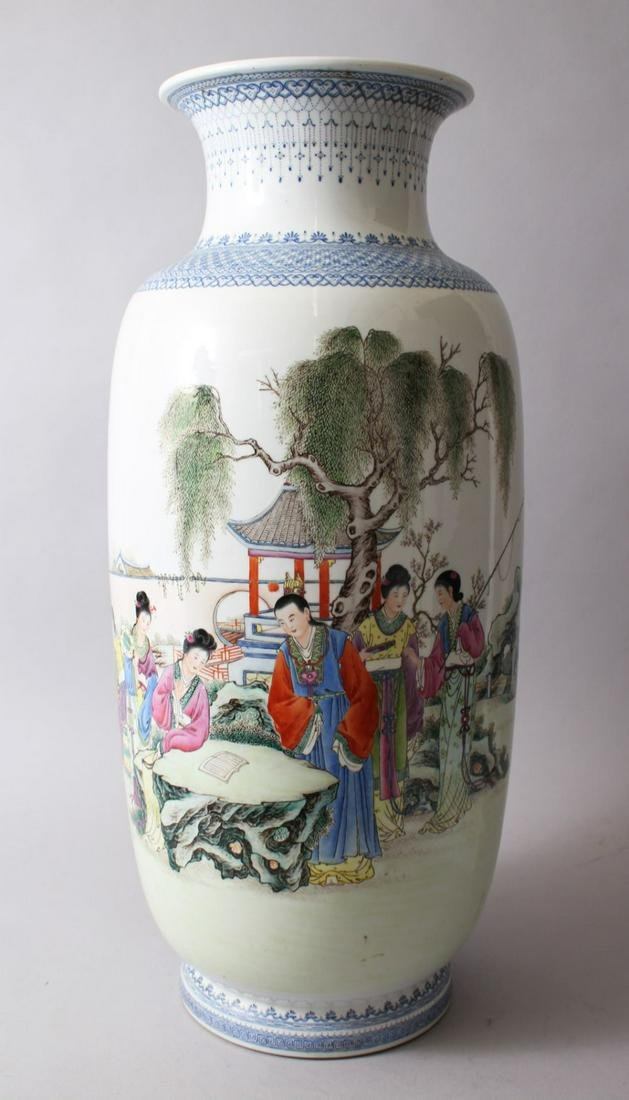 A LARGE EARLY 20TH CENTURY CHINESE REPUBLIC STYLE