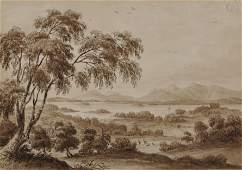 William Murray 18th  19th Century British Loch