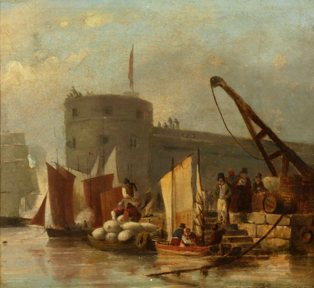 Attributed to William Anderson (1757-1837). Scottish