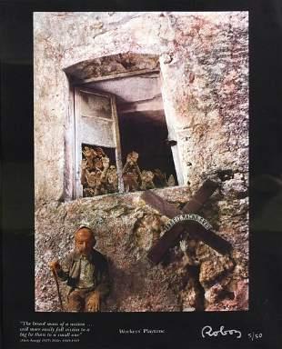 Zsuzsi Roboz (1939-2012) Hungarian, A collection of