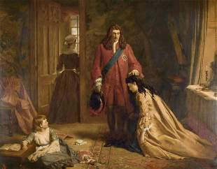 William Powell Frith (1819-1909) British, 'An Incident