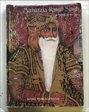 'MAHARAJA RANJIT SINGH' by Marg Publications, together