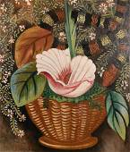Nina Hamnett (1890-1956) British, 'Jungle Still Life',