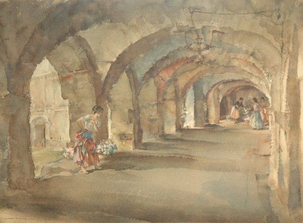 701B: SIR WILLIAM RUSSELL FLINT