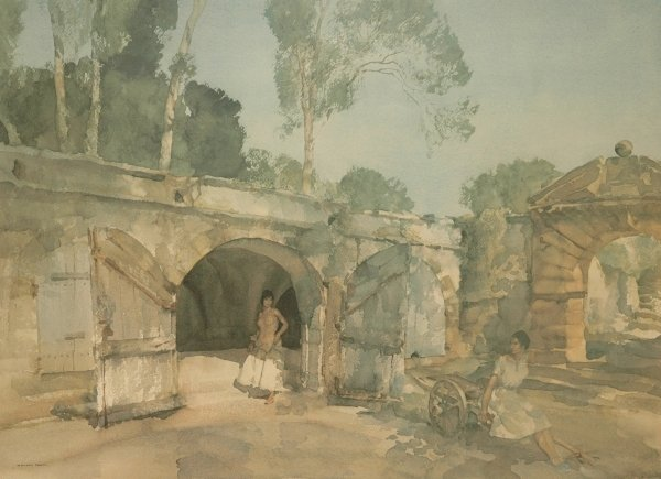 703B: SIR WILLIAM RUSSELL FLINT