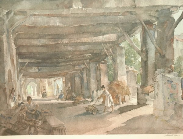 707B: SIR WILLIAM RUSSELL FLINT