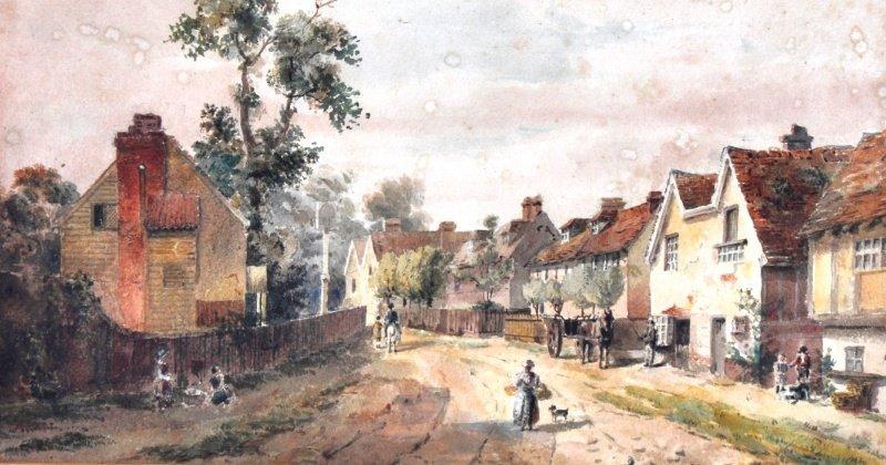 508: PETER DE WINT (1784-1849) BRITISH