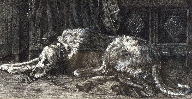 522: HERBERT DICKSEE (1862-1942) BRITISH