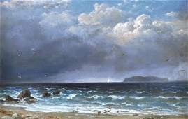 169: GEORGE F. HARRIS (1856-1924) BRITISH - The Bristol