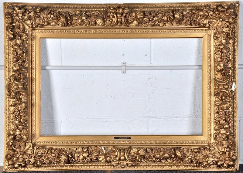 27:  19th Century Continental , A Composition Frame, 20