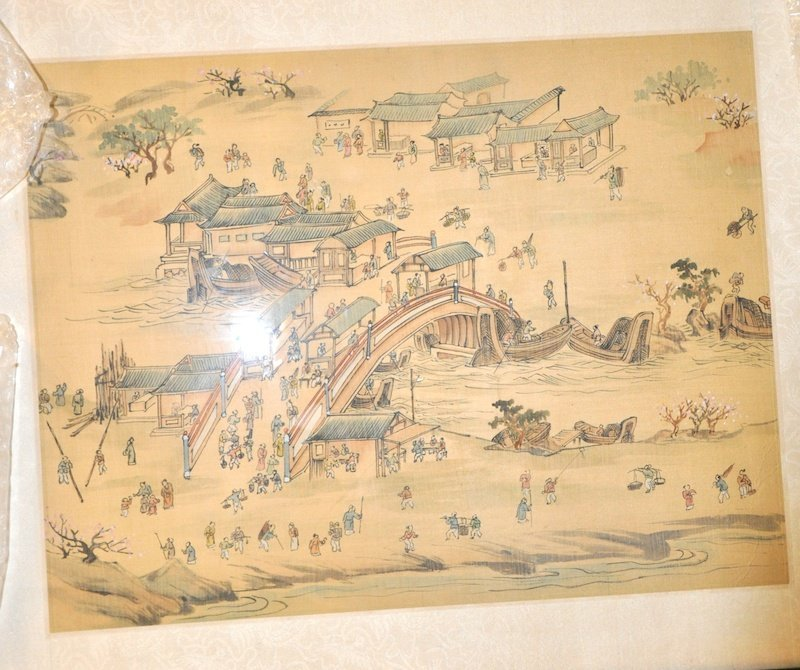 405:  A LARGE QUANTITY OF 19TH/20TH CENTURY CHINESE SCR