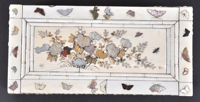 423: AN UNUSUAL LATE 19TH CENTURY JAPANESE MEIJI PERIOD