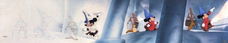 """1012: 'The Walt Disney Company' """"Fantasia"""", a limited e"""