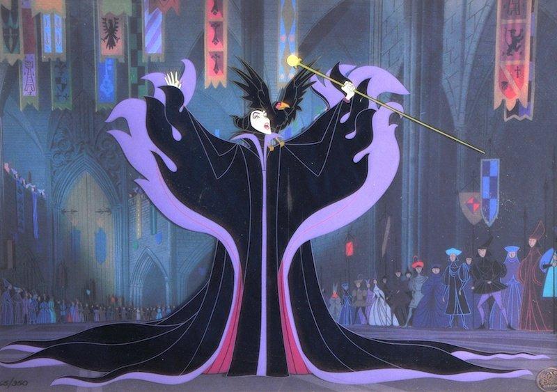 """1013: 'The Walt Disney Company' """"Sleeping Beauty"""", a li"""