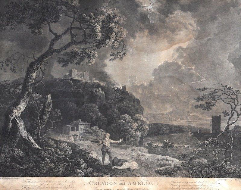 1014: After; Richard Wilson (1714-1782) British. 'Celad