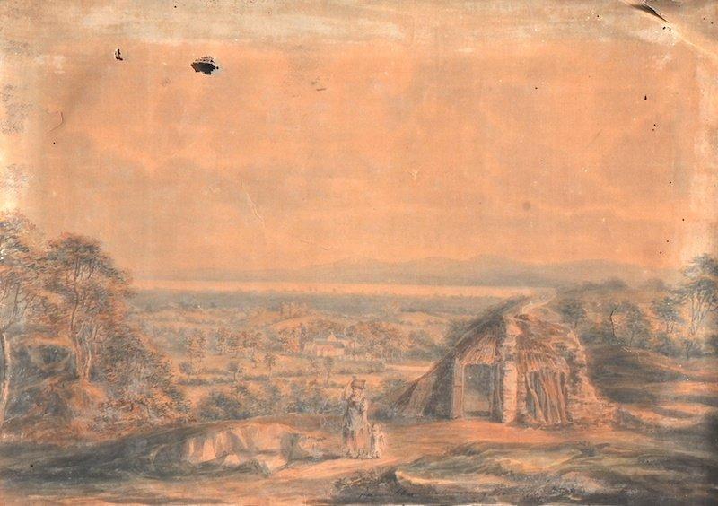 1024: Late 18th Century English School. An extensive la