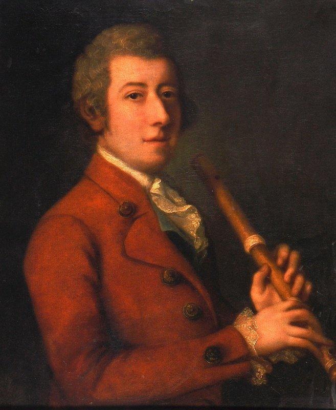 1097: Circle of; George Knapton (1698-1778) British. Or