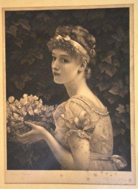 After; Edward John Poynter (1836-1919) British. 'Sweet