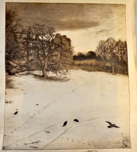 A Collection of Unframed Prints, After; Millais, MacWhi