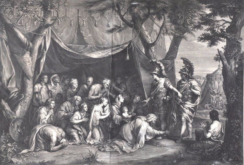 After; Charles le Brun (1619-1690) French. 'The Clemenc
