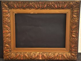 """20th Century English. A Composition Frame, 21.7"""" x 15.2"""