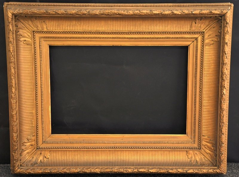 """19th Century English. A Fine Composition Frame, 18.8"""" x"""