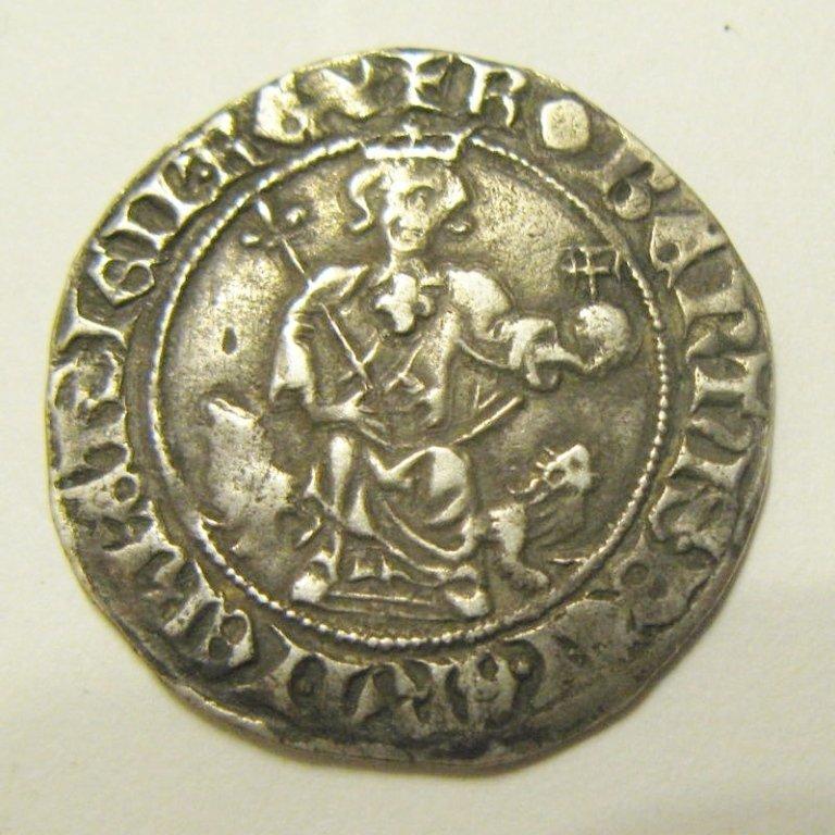 Italy, Naples, Robert of Anjou (1309-43), gigliati, Kin
