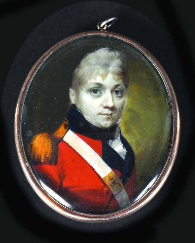 John Thomas Barber Beaumont (1771-1841) Portrait Of An
