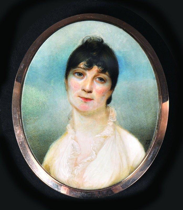 John Thomas Barber Beaumont (1771-1841) Portrait of a L