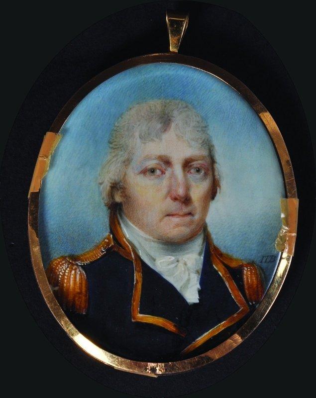 John Thomas Barber Beaumont (1771-1841) Portrait of a N