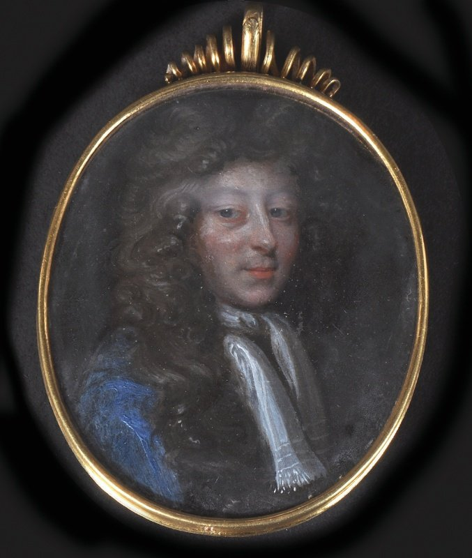 17th Century Dutch School (c.1680) Portrait of a Gentle