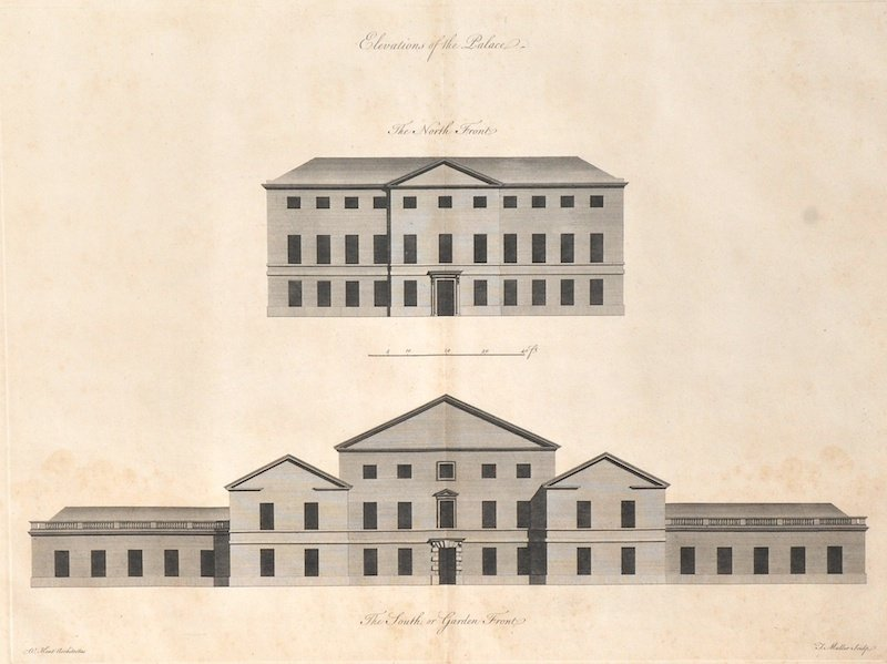 After W… Kent (19th – 20th Century) British. An Archite