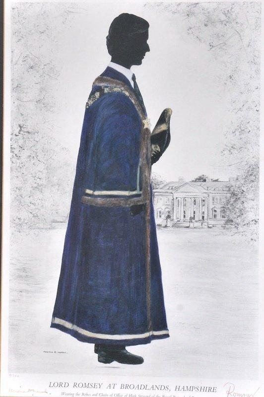 Honoria D… Marsh (     -1993) British. 'Lord Romsey at