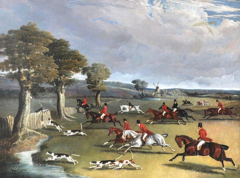 John Frederick Herring Senior (1795-1865) British.