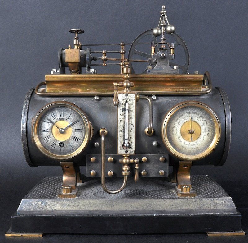 """A VERY GOOD AND RARE 19TH CENTURY BRONZE """"INDUSTRIAL"""""""